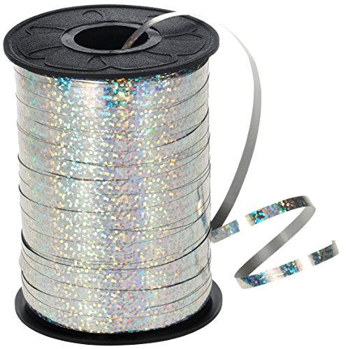 HIART Holographic Curling Ribbon, 3/16