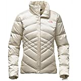 The North Face Womens Aconcagua Jacket,Vintage White,US S