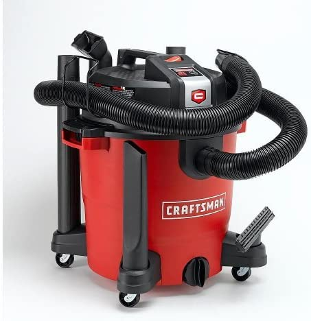 Craftsman XSP 12 Gallon 5.5 Peak HP Wet Dry Vac