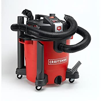 Craftsman XSP 12 Gallon Shop Vac For Dust Collection