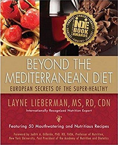 Beyond Mediterranean Diet Layne Lieberman product image