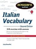 Schaum%27s Outline of Italian Vocabulary