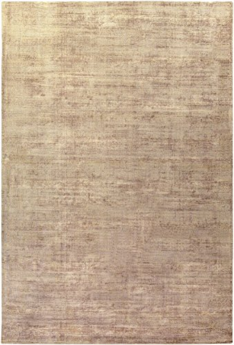 RugPal Solid/Striped Rectangle Area Rug 5'x7'6