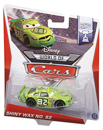 - Disney Pixar Cars Shiny Wax Diecast Vehicle