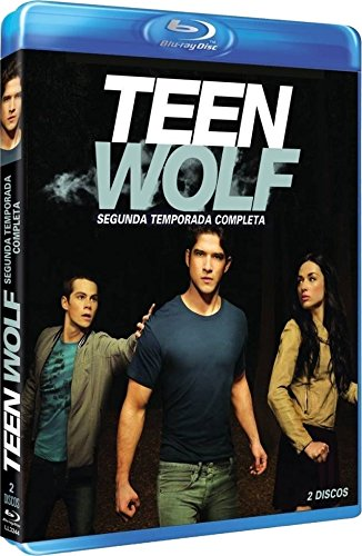 Teen Wolf - Season 2 [Blu-ray] (Teen Wolf Blu Ray)