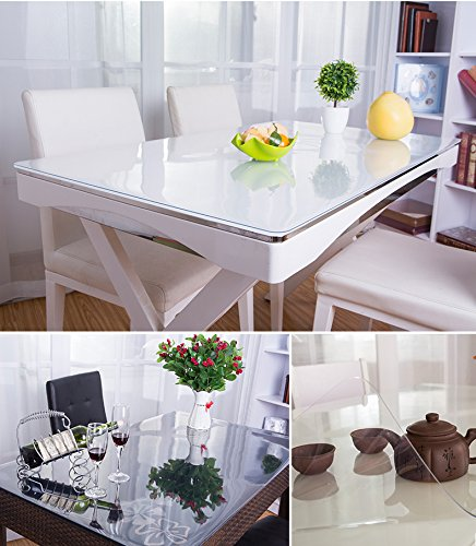 Do4u Pvc Waterproof Tablecloths Protector For Kitchen