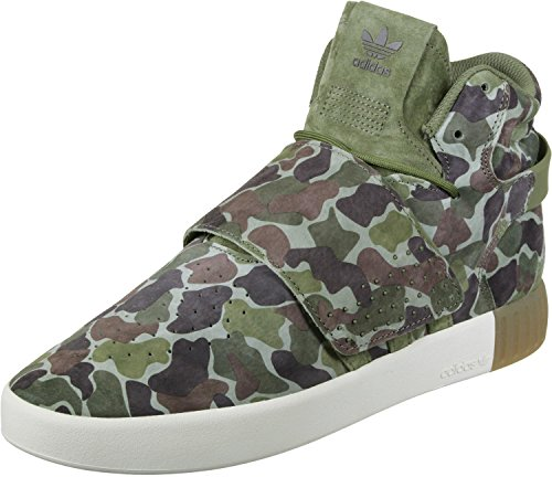 Strap Baskets Adidas Camo Invader Tubular Montantes Mixte Adulte zwEEtr