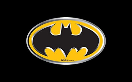 Posterhouzz Comics Batman Symbol Logo HD Wallpaper Background Fine Art Paper Print Poster