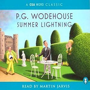Summer Lightning Hörbuch