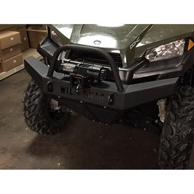 Polaris Ranger Mid-size Front Bumper W/winch Mount