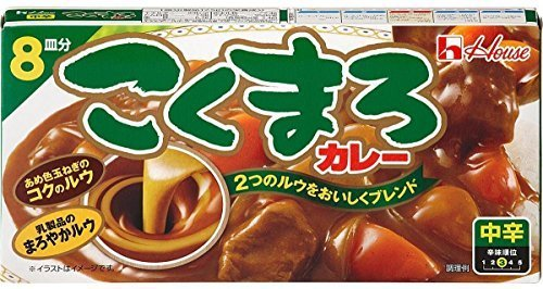 Japanese Curry - HOUSE Curry Sauce
