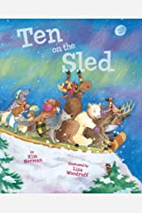 Ten on the Sled Hardcover