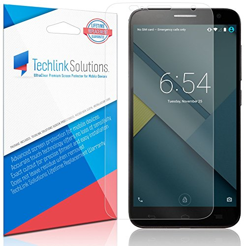 Tempered Glass Screen Protector for Alcatel One Touch Flash Plus - 9