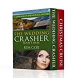 Lana Malloy Paranormal Mystery Series (Novellas 3 & 4): The Wedding Crasher & Christmas Cruise - Box Set 5 (Lana Malloy Paranormal Mystery Series Box)