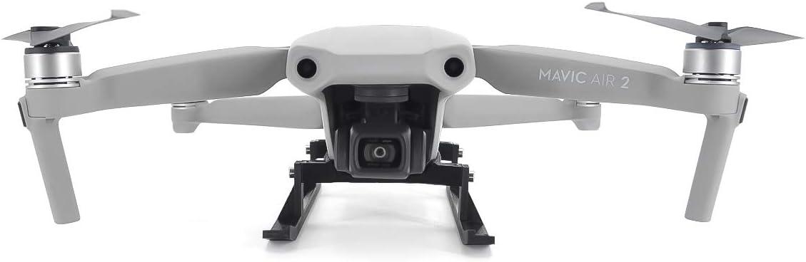 Flycoo2 Landing Gear Train datterrissage pour DJI Mavic Air 2 Protection Accessoires Tr/épied Sur/élev/é