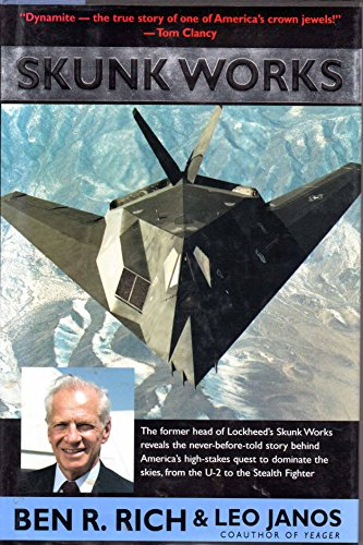 Skunk Works: A Personal Memoir of My Years at Lockheed by Little Brown & Co