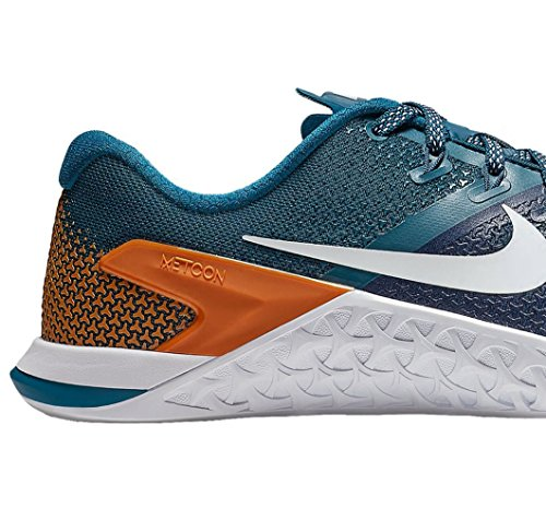 de Monarch Pulse Homme Metcon Orange Compétition Force Blue Running 400 Multicolore Nike Chaussures 4 White qtOZP