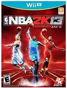 NBA 2K13 - Nintendo Wii U by 2K Games     - Amazon com
