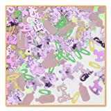 It's A Girl Confetti (Pack of 96)