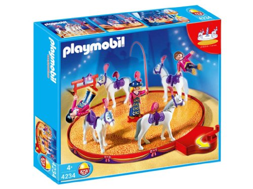 Playmobil Circus Horse Act (Toy Tightrope)
