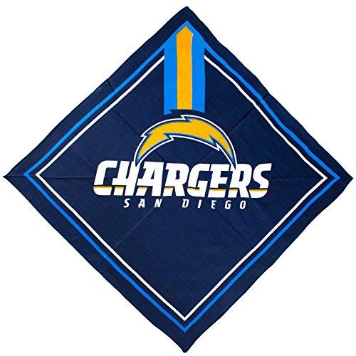 Los Angeles Chargers Bandana Chargers Bandana Chargers