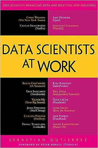 Amazon data scientists at work ebook sebastian gutierrez amazon data scientists at work ebook sebastian gutierrez kindle store fandeluxe Images