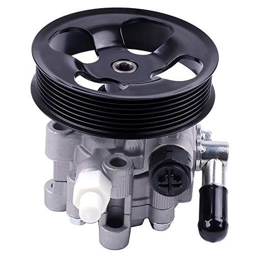 ECCPP 21-5363 Power Steering Pump Power Assist Pump Fit for 2003-2009 Toyota 4Runner, 2007-2009 Toyota FJ Cruiser, 2007-2010 Toyota Sienna, 2005-2006 Toyota Tundra