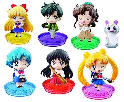 Megahouse Sailor Moon PS Petit Chara Land Series 03 Figures Box Set