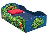 Delta Children Wood Toddler Bed, Nickelodeon Teenage Mutant Ninja Turtles