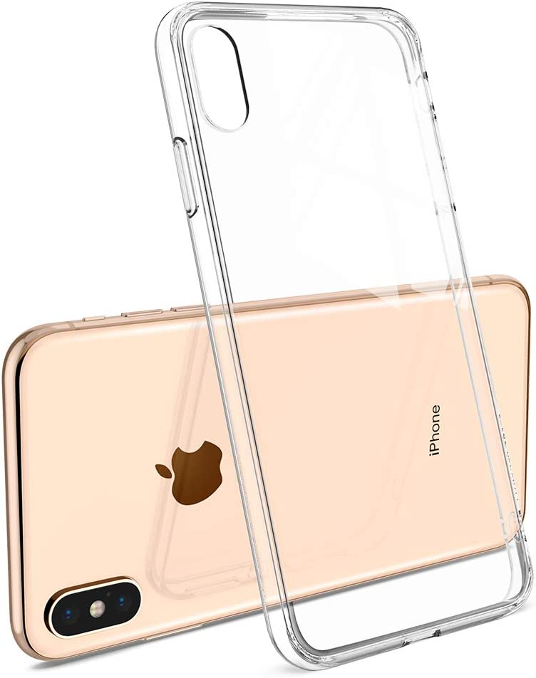 Ciel by CYRILL [étoile Collection] Designed for iPhone Xs Case (2018) / Designed for iPhone X Case (2017) - Clear