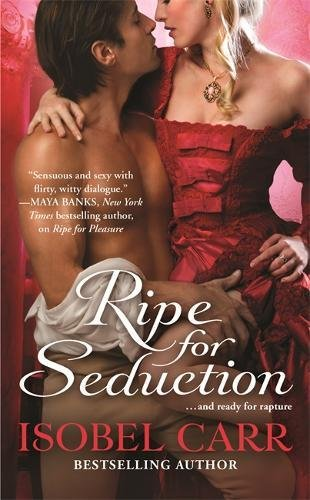 book cover of Ripe for Seduction