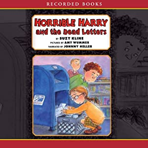 Horrible Harry and the Dead Letters Audiobook