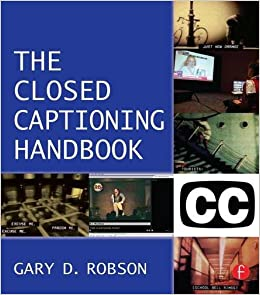 Book Closed Captioning Handbook