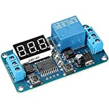 Minuteur - SODIAL(R)DC 12V LED Display Digital Switch Control Delay minuterie Module PLC Automatisation