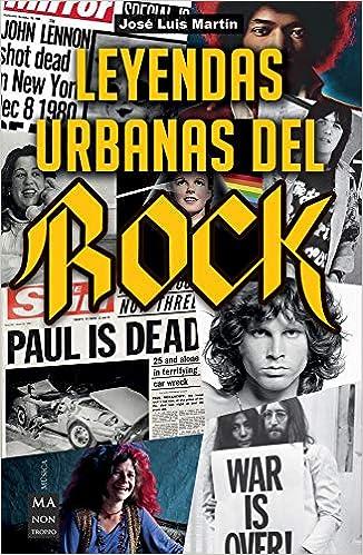 3 libros para conocer las leyendas urbanas del rock