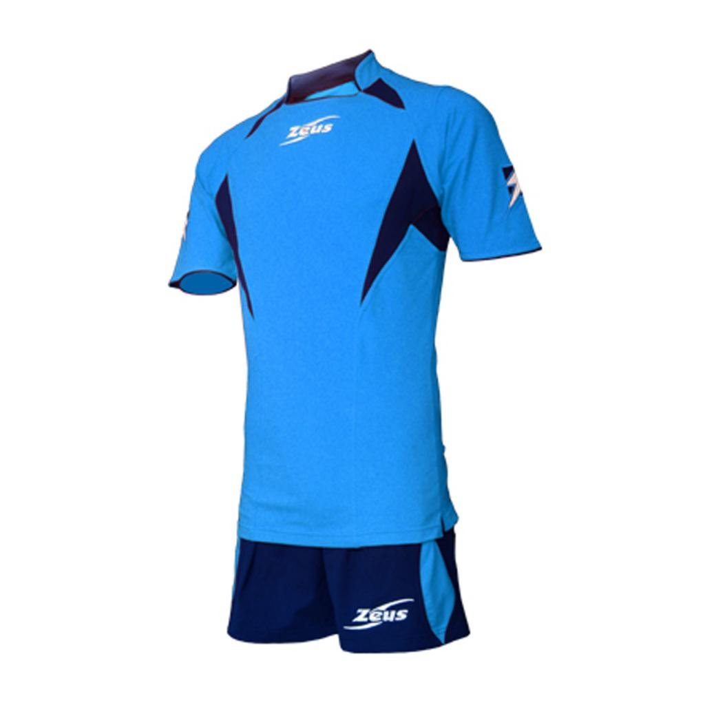 ZEUS KIT TONY COMPLETINO PALLAVOLO UOMO VOLLEY TORNEO  Amazon.it  Sport e  tempo libero 259b86b11fd8