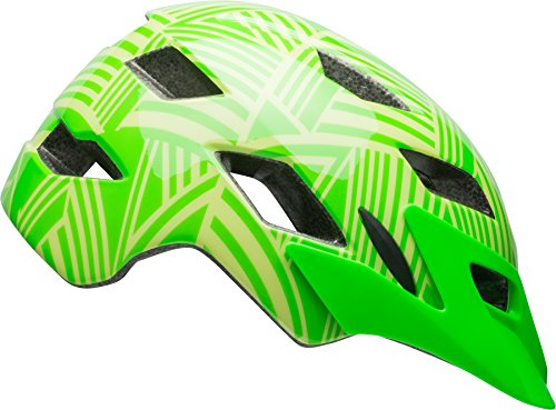 (Bell Sidetrack MIPS Youth Bike Helmet (Gloss Kryptonite/Retina Sear Seeker (2018), One Size))