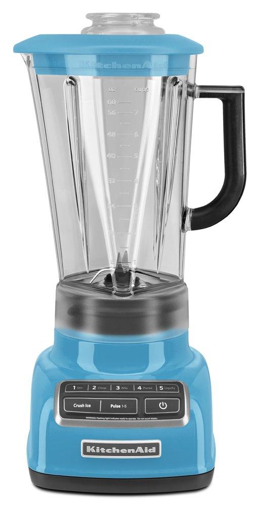 KitchenAid KSB1575 Batidora de vaso 1.7L Azul - Licuadora (1 ...