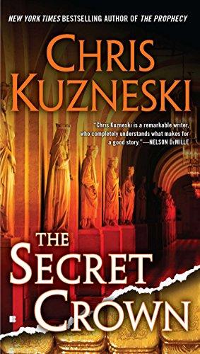 The Secret Crown (Payne & Jones Book 6)