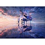AMYHY Jigsaw Puzzle, Comic Style Puzzle - Singer of The Sky Realm, 300/500/1000/1500/2000/3000 Pieces Puzzle, Room Decoration Games Toys Birthday Gift (Size : 1500pieces)
