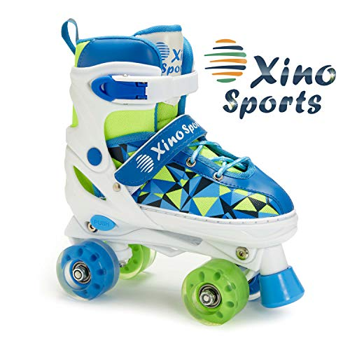 Rookie Retro V2.1 Youngster Quad Skates Childrens Ventilated Lightweight Mesh