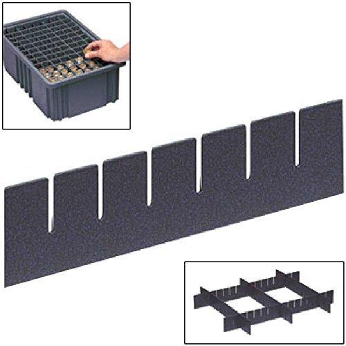 Quantum Storage DS93030CO Conductive Short Divider - Black by Quantum Storage Systems (Image #1)