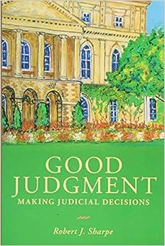Como Descargar Utorrent Good Judgment: Making Judicial Decisions PDF Gratis