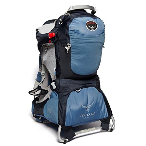 Osprey Poco Plus Child Carrier, Blue, One Size
