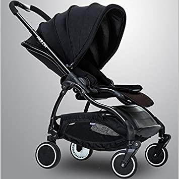 Amazon.com : AULON Baby Stroller, Light, Four-wheel ...