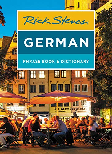 Rick Steves German Phrase Book & Dictionary (Rick Steves Travel Guide)...