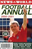 News of World Football 2000/2001, Eric Brown, 000218947X
