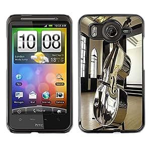 Dragon Case - FOR HTC G10 - Quietly enjoy this moment - Caja protectora de pl??stico duro de la cubierta Dise?¡Ào Slim Fit