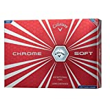 Callaway Golf 2015 Chrome Soft Golf Balls - 3 Dozen - White