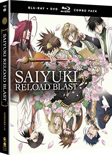 Saiyuki Reload Blast [Blu-ray]